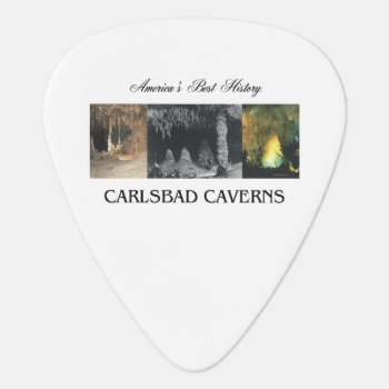 Abh Carlsbad Caverns Guitar Pick by teepossible at Zazzle