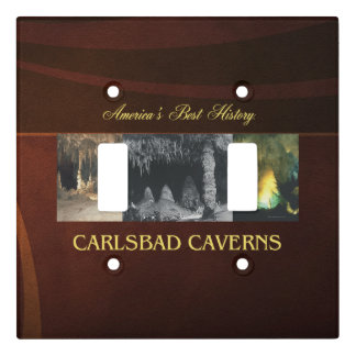 ABH Carlsbad Caverns Light Switch Cover