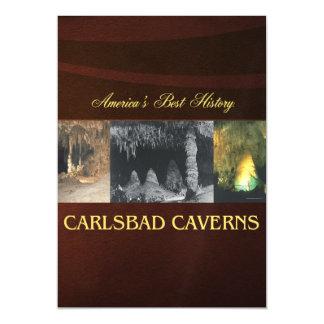 ABH Carlsbad Caverns Magnetic Card
