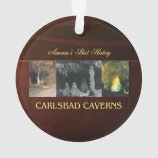 ABH Carlsbad Caverns Ornament
