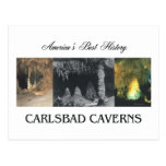 ABH Carlsbad Caverns Postcard