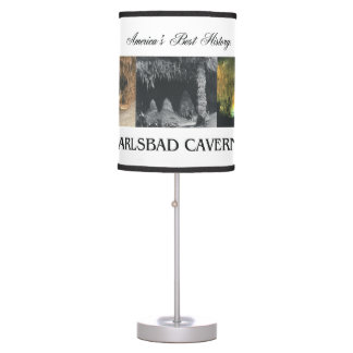 ABH Carlsbad Caverns Table Lamp