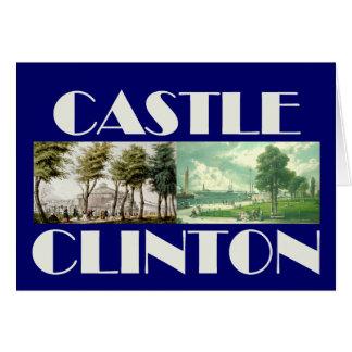 ABH Castle Clinton Card