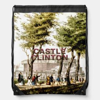 ABH Castle Clinton Drawstring Bag