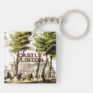 ABH Castle Clinton Keychain