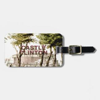 ABH Castle Clinton Luggage Tag
