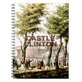 ABH Castle Clinton Notebook