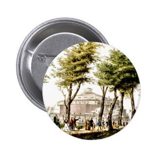 ABH Castle Clinton Pinback Button
