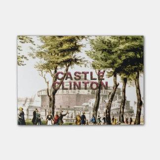 ABH Castle Clinton Post-it® Notes