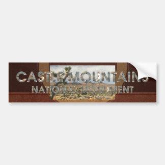 ABH Castle Mountains Bumper Sticker