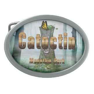 ABH Catoctin Oval Belt Buckle