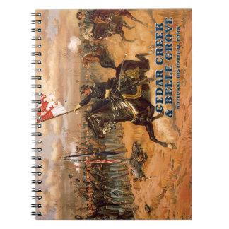 ABH Cedar Creek Spiral Notebook