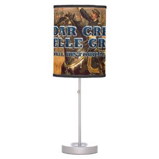 ABH Cedar Creek Desk Lamp