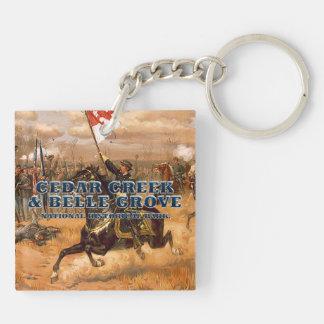 ABH Cedar Creek Keychain