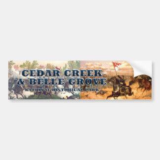 ABH Cedar Creek Pegatina Para Auto