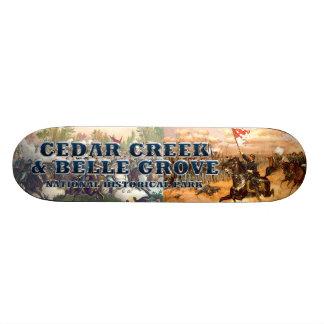 ABH Cedar Creek Skateboard Deck