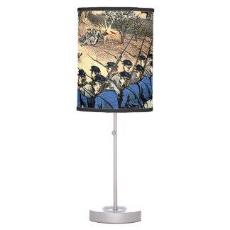 ABH Cedar Mountain Desk Lamp