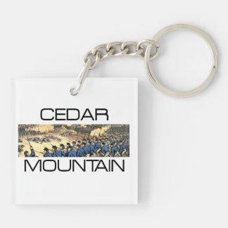 ABH Cedar Mountain Keychain