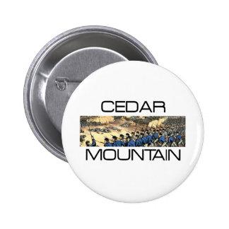 ABH Cedar Mountain Pinback Button