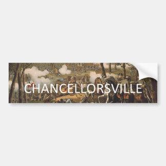 ABH Chancellorsville Bumper Sticker