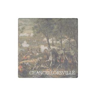 ABH Chancellorsville Imán De Piedra