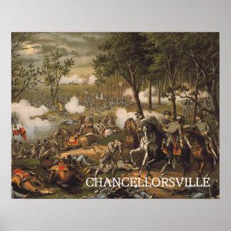 ABH Chancellorsville Poster