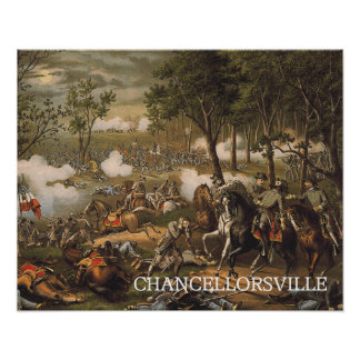 Chancellorsville Battlefield T-Shirts, Backpacks, and Souvenirs