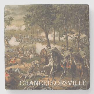 ABH Chancellorsville Stone Coaster