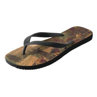 ABH Chattanooga Flip Flops