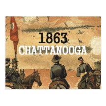 Chattanooga and Chickamauga Civil War T-Shirts and Souvenirs