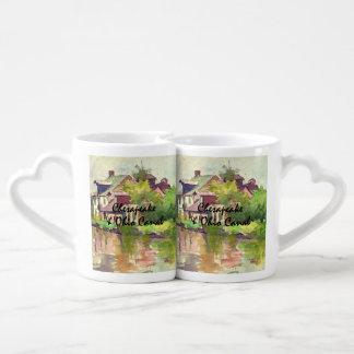 ABH Chesapeake & Ohio Canal Coffee Mug Set