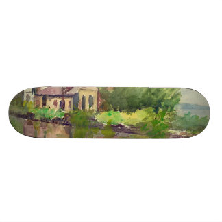 ABH Chesapeake & Ohio Canal Skateboard Deck