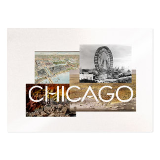 ABH Chicago Business Card Templates