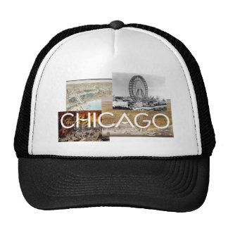 ABH Chicago Gorros Bordados