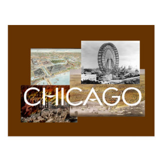 ABH Chicago Postcard