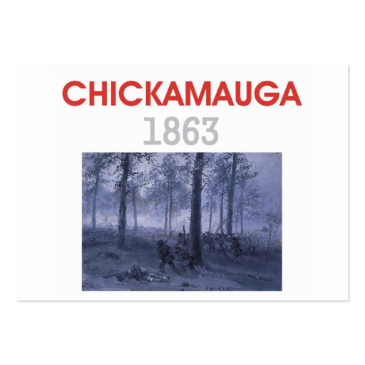 ABH Chickamauga Business Card Templates