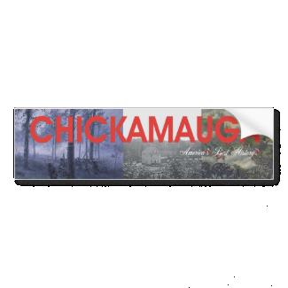 ABH Chickamauga Car Bumper Sticker