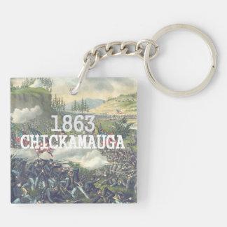 ABH Chickamauga Keychain