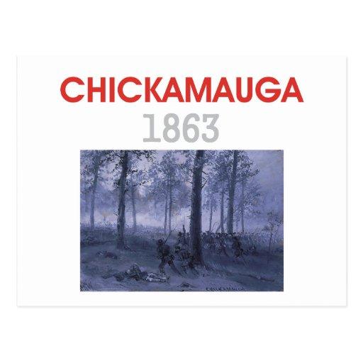 ABH Chickamauga Post Card