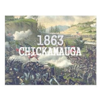 ABH Chickamauga Postcard