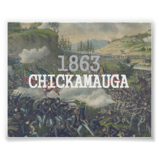 ABH Chickamauga Poster