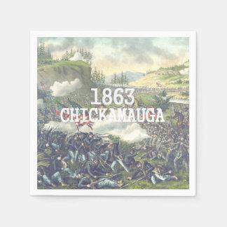 ABH Chickamauga Servilleta Desechable