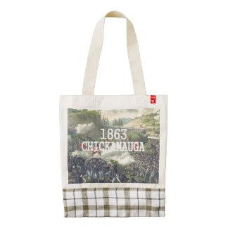 ABH Chickamauga Zazzle HEART Tote Bag