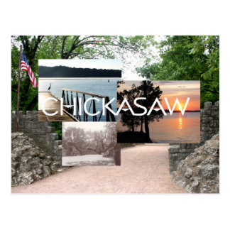 ABH Chickasaw Postcard