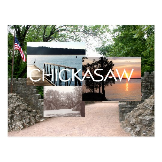 Chickasaw NRA T-Shirts, Backpacks, and Souvenirs