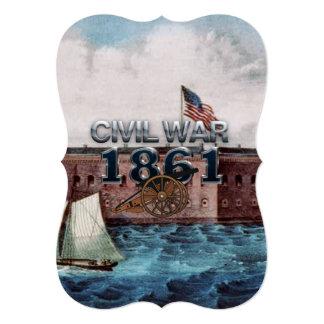ABH Civil War 1861 Card