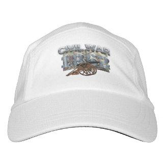 ABH Civil War 1862 Headsweats Hat