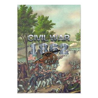 ABH Civil War 1862 Magnetic Card