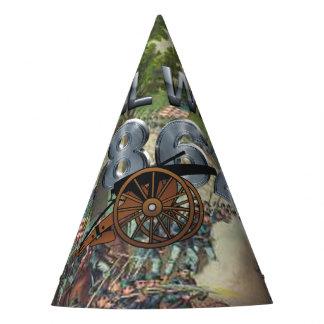 ABH Civil War 1862 Party Hat