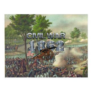 ABH Civil War 1862 Postcard